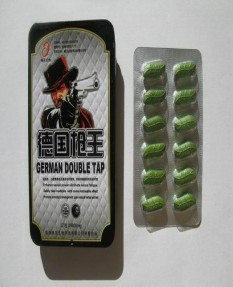 German Double Tap, 12 таб *9800 mg