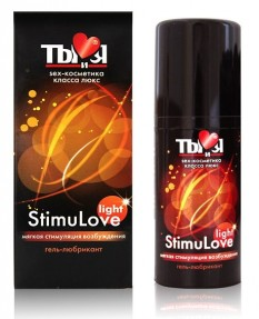 Гель-любрикант ''Stimulove Light'' 50г