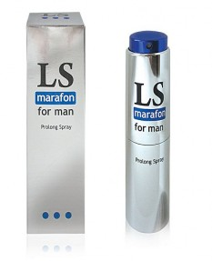 Спрей мужской пролонгирующий Love Spray Marafon 18 мл