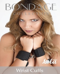 Наручники Bondage Collection Wrist Cuffs One Size