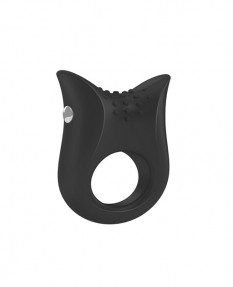 Виброколечко B2 VIBRATING RING BLACK