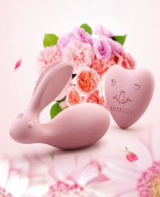 Вибратор для пар  Passion Rabbit