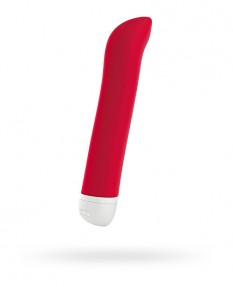 Вибратор Fun Factory JOUPIE красный