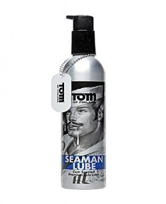 Лубрикант с запахом спермы - Tom of Finland Seaman - 240 мл