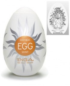 Мастурбатор яйцо Tenga Egg Shiny