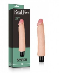 Реалистичный вибратор Real Feel cyberskin Vibrator 7,8