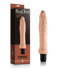 Реалистичный вибратор Real Feel 8in
