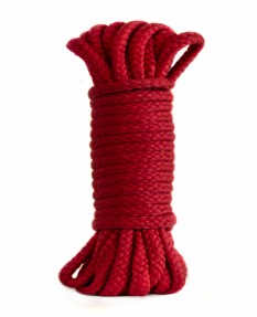 Веревка Bondage Collection Red 9м