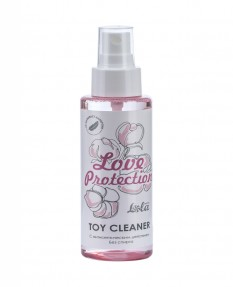 Лосьон гигиенический антисептический Toy Clener Love Protection 110 мл