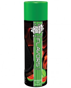 Лубрикант Wet Fun Flavors Watermelon Blast 116 mL