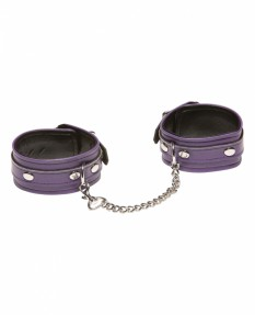 Поножи X-PLAY LOVE CHAIN ANKLE CUFFS PURPLE