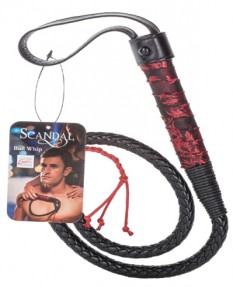 Кнут Scandal Bull Whip