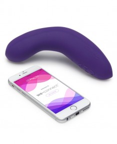 Вибратор We-Vibe Rave Purple, 19 см