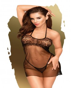 Penthouse Lingerie All Yours - пеньюар и трусики M/L